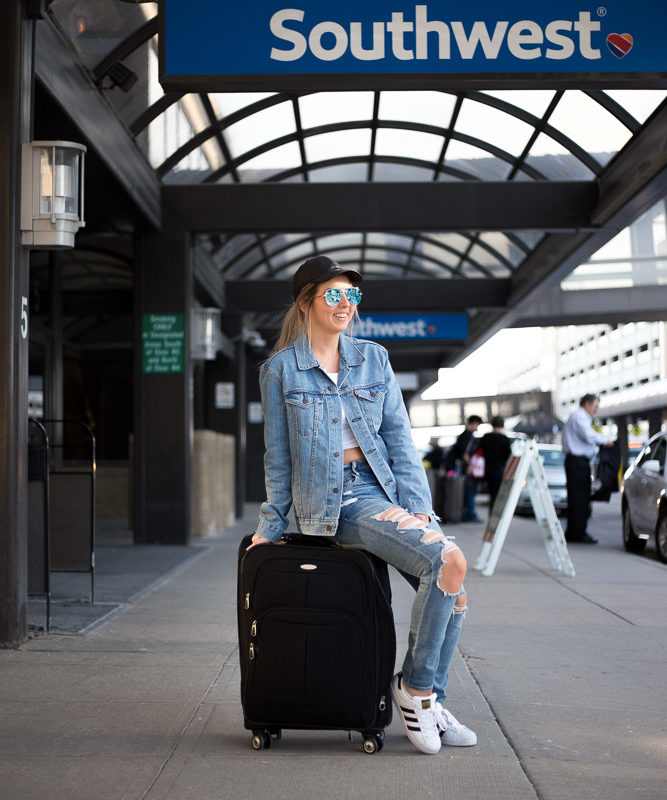 Wanna Get Away | Airport Style