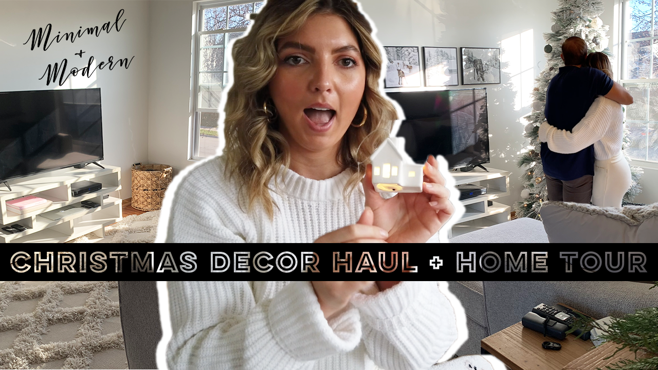 HUGE Christmas Decor Haul